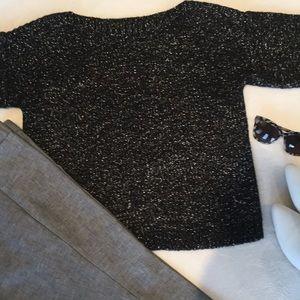 Banana Republic Sweater Cotton/Wool/Alpaca/Acrylic